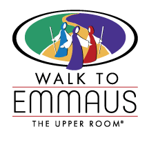 Walk to Emmaus The Upper Room Logo