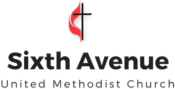 Sixth Avenue United Methodist Church Logo