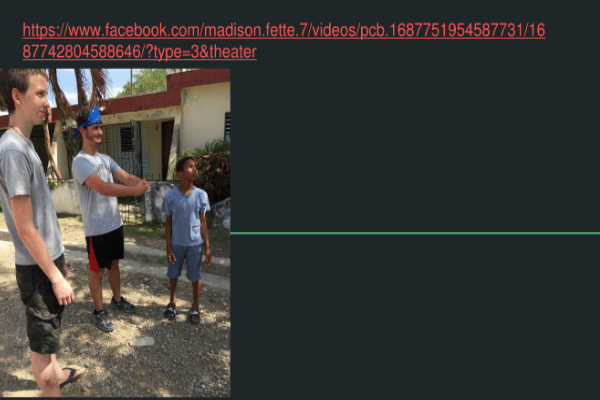 facebook web address to Mission Video